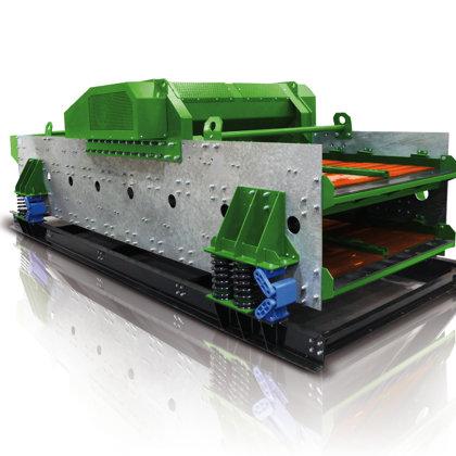 Serie VVO Horizontalsiebmaschine