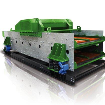 Serie VVO Crible mécanique horizontal